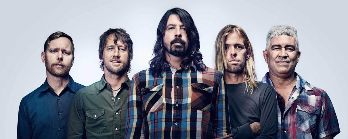 Ακούστε το νέο τραγούδι των Foo Fighters