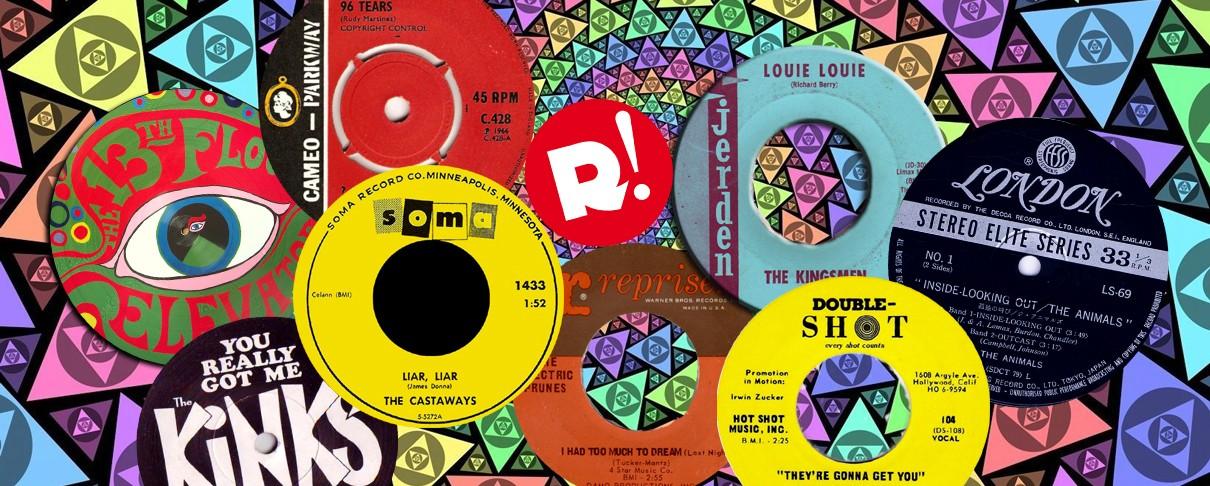 Τα 100 καλύτερα garage rock τραγούδια της πενταετίας 1964-1968 (και 10 ελληνικά)