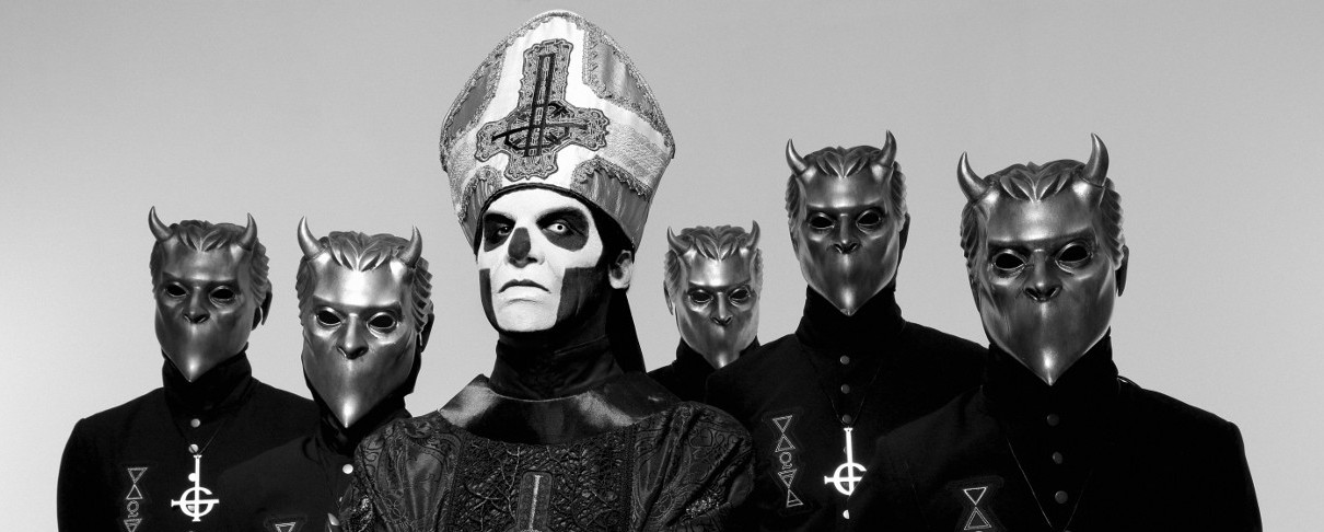 Οι Ghost δίνουν πληροφορίες για τον καινούργιο τους δίσκο