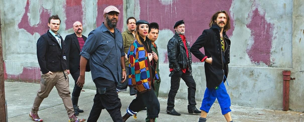 Οι Gogol Bordello ανακοινώνουν το νέο τους άλμπουμ