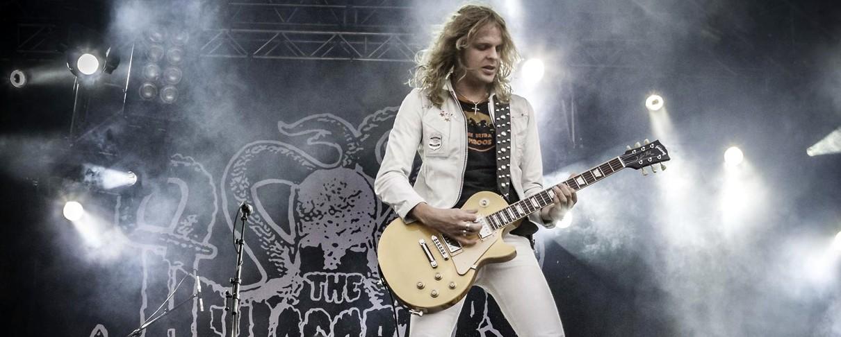 Nεκρός ο κιθαρίστας των The Hellacopters