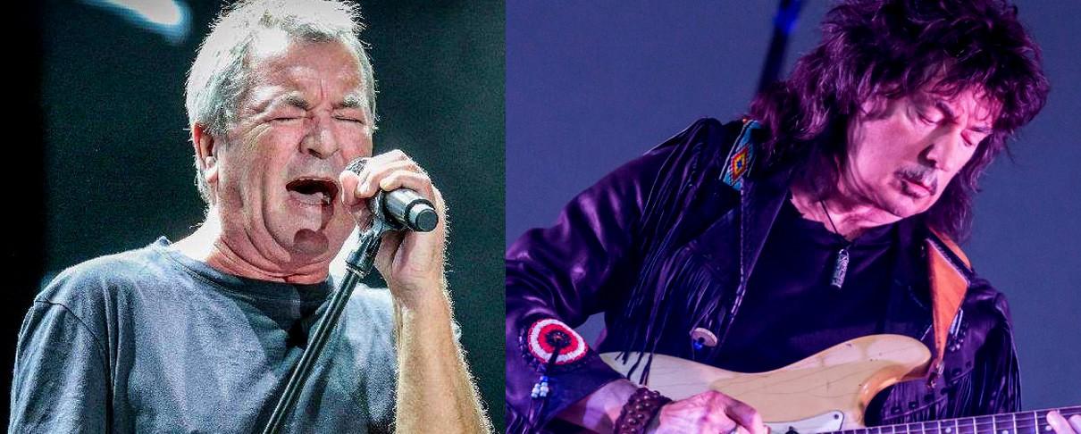Ian Gillan: «O Ritchie δεν παίζει πλέον καλά»