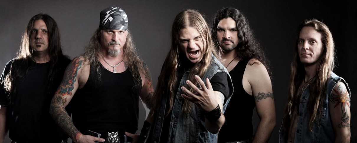 "Iced Earth: Lyric video για το ολοκαίνουριο ""Seven Headed Whore"""