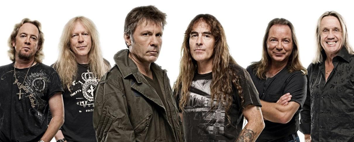 Oι Iron Maiden στο Rockwave Festival