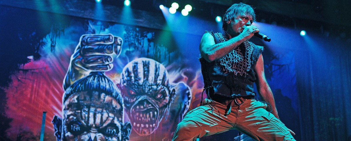 "Iron Maiden: Δείτε όλα τα video από το ""The Book Of Souls: Live Chapter"""
