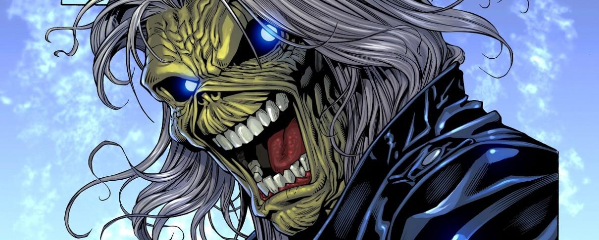 Iron Maiden: Νέο κόμικ με πρωταγωνιστή τον Eddie
