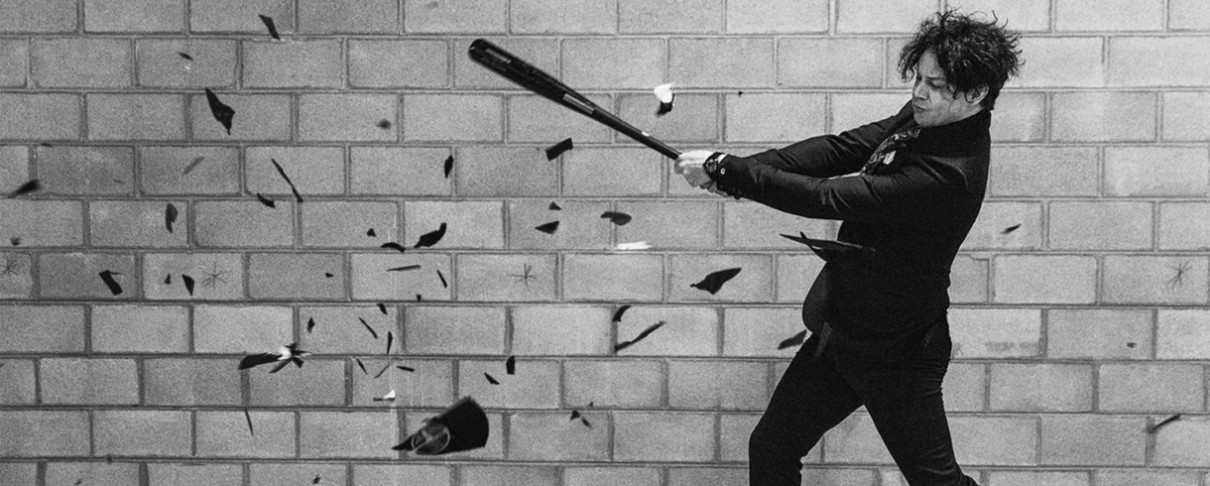 Ο Jack White, κακό πνεύμα σε διαφήμιση ρόπαλου μπέιζμπολ