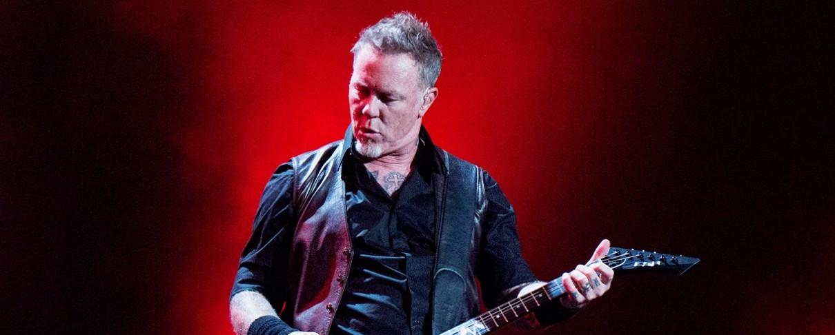 James Hetfield: «Οι Metallica είναι το side project μου»