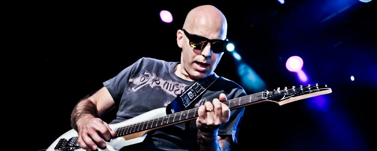 Ο Joe Satriani ανακοινώνει νέο άλμπουμ