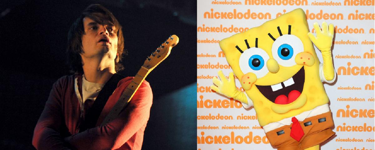 Ο Μπομπ ο Σφουγγαράκης αναπαριστά τα άλμπουμ των Radiohead (video)