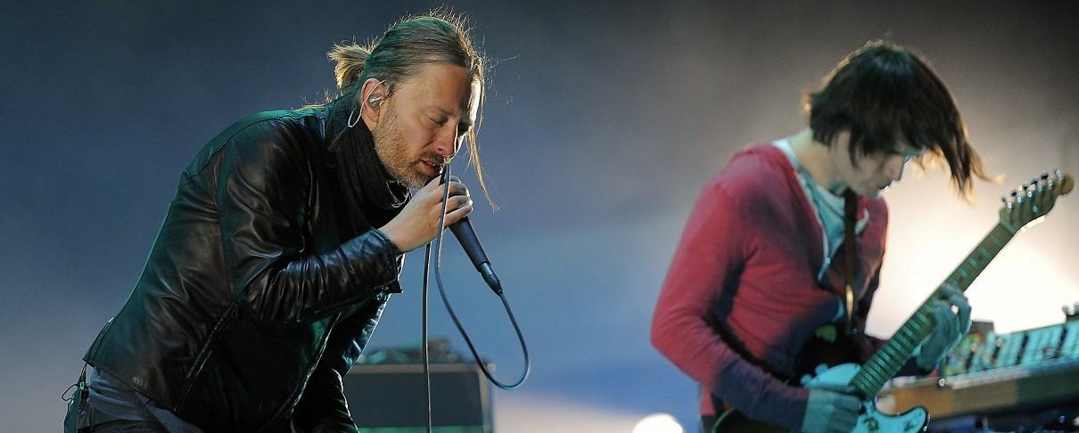 Ο Thom Yorke «θύμα» πλάκας