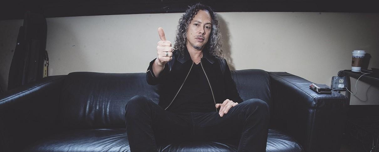 Kirk Hammett: «Τι θα έκανα αν σταματούσαν οι Metallica»