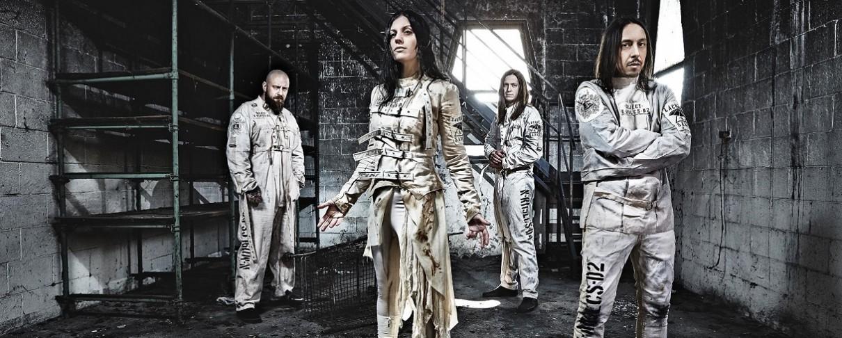 """Οι Lacuna Coil «γυρίζουν» το """"Blood, Tears, Dust"""" (video)"""