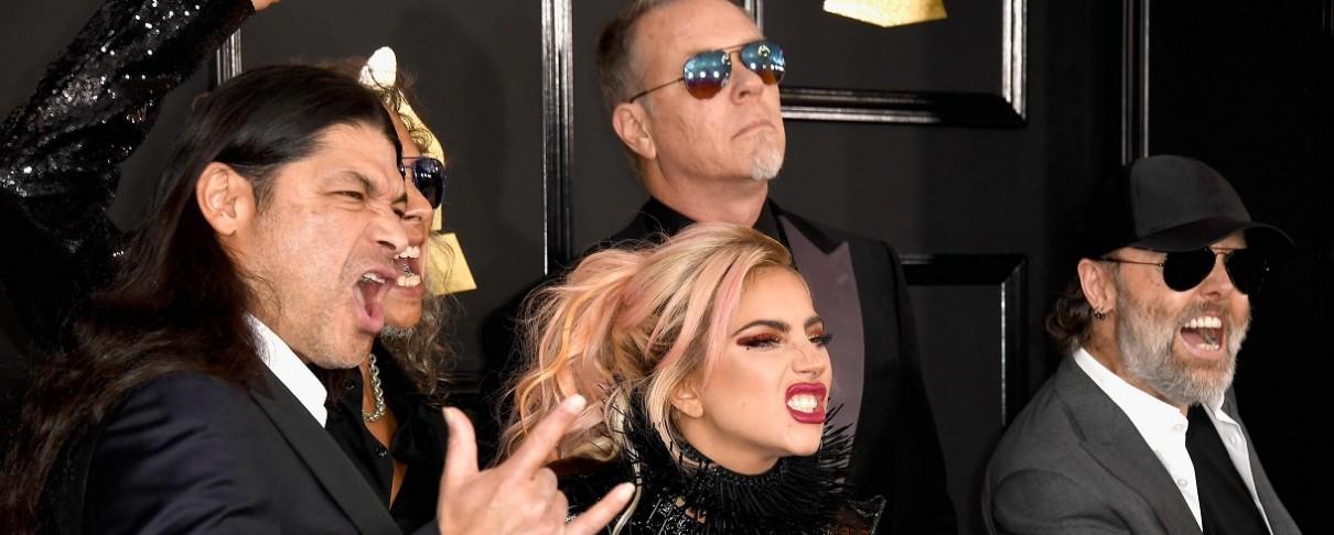«Πέμπτο μέλος των Metallica» η Lady Gaga κατά τον Lars Ulrich