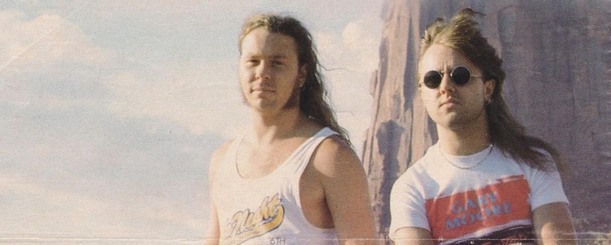 Lars Ulrich: «Κάπως έτσι γνώρισα τον James Hetfield»