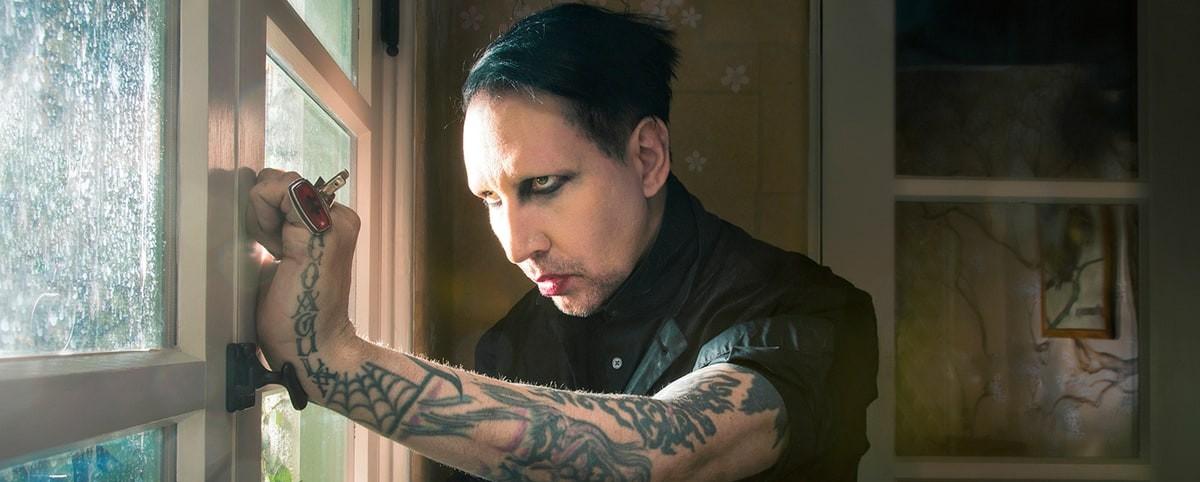 Ο Johnny Depp στο νέο video του Marilyn Manson