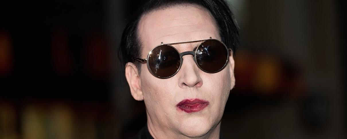 Ο Marilyn Manson σε ρόλο ινδιάνου εκτελεστή (trailer)