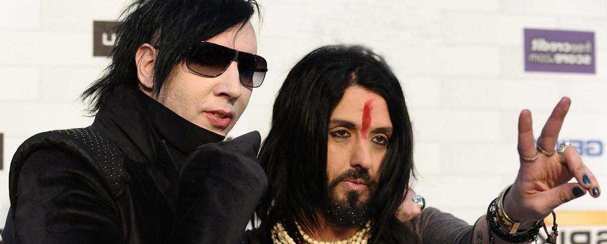 O Marilyn Manson απολύει τον Twiggy Ramirez