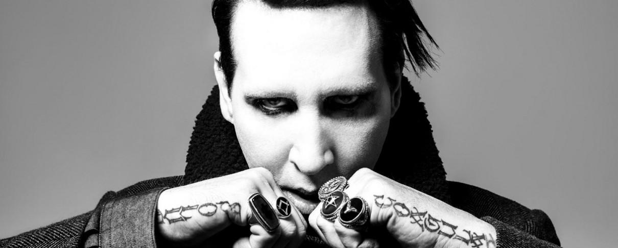 Ο Marilyn Manson απαντά γιατί «πυροβόλησε» επί σκηνής