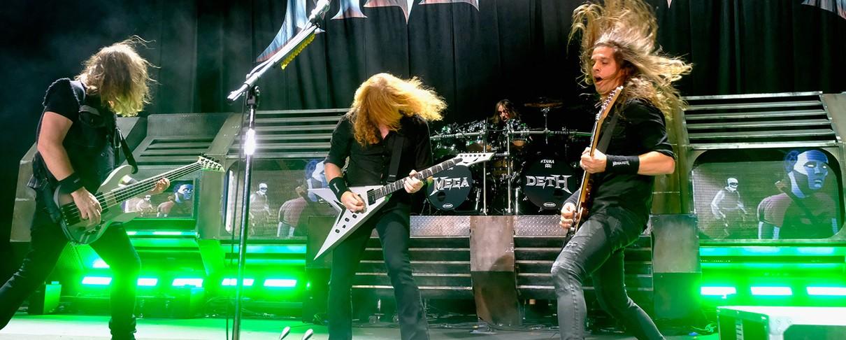 O Dave Mustaine αξιολογεί όλους τους κιθαρίστες των Megadeth