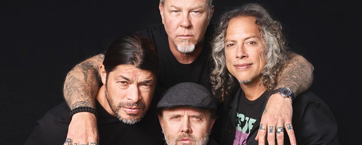 Oι Metallica κερδίζουν το βραβείο του «Καλύτερου Rock Άλμπουμ» των Billboard