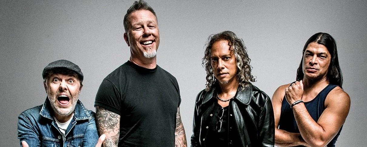 Οι Metallica αποκαθιστούν τον εξοπλισμό tribute μπάντας