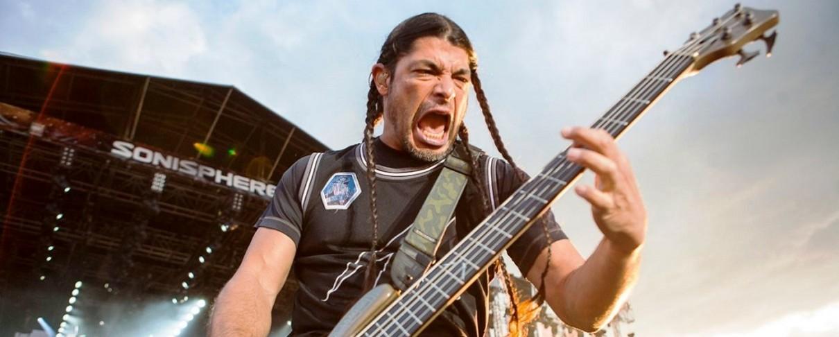 Robert Trujillo: «Ακόμη δεν έχουμε κάνει τον καλύτερο δίσκο των Metallica...»