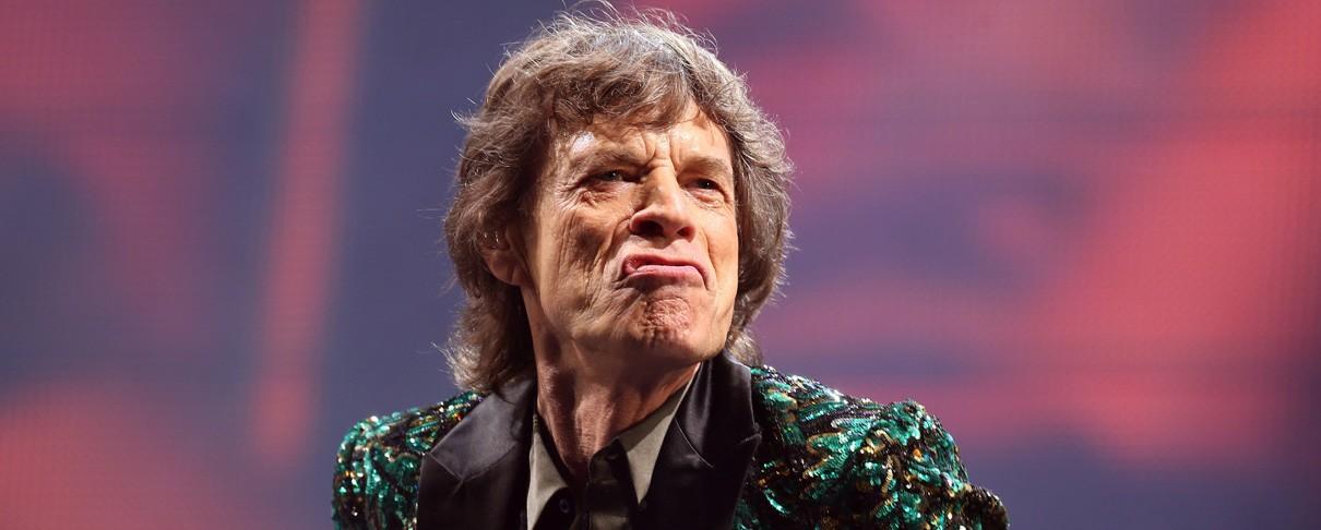 H πολιτικοποιημένη επιστροφή του Mick Jagger