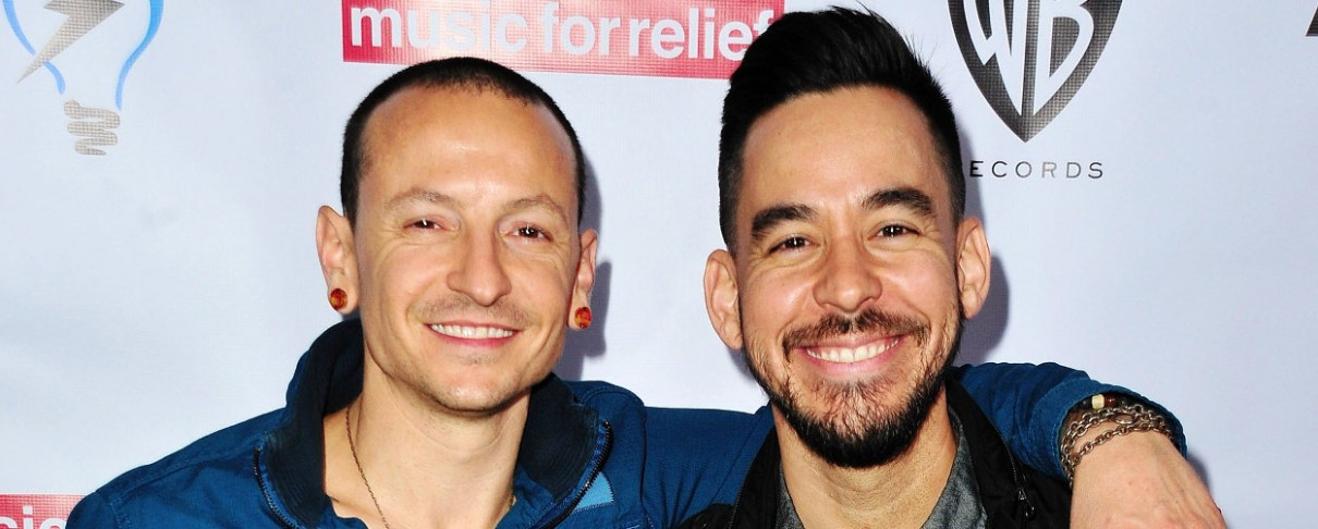 Mike Shinoda: «Δεν υπάρχει περίπτωση να κάνουμε ολόγραμμα του Chester»