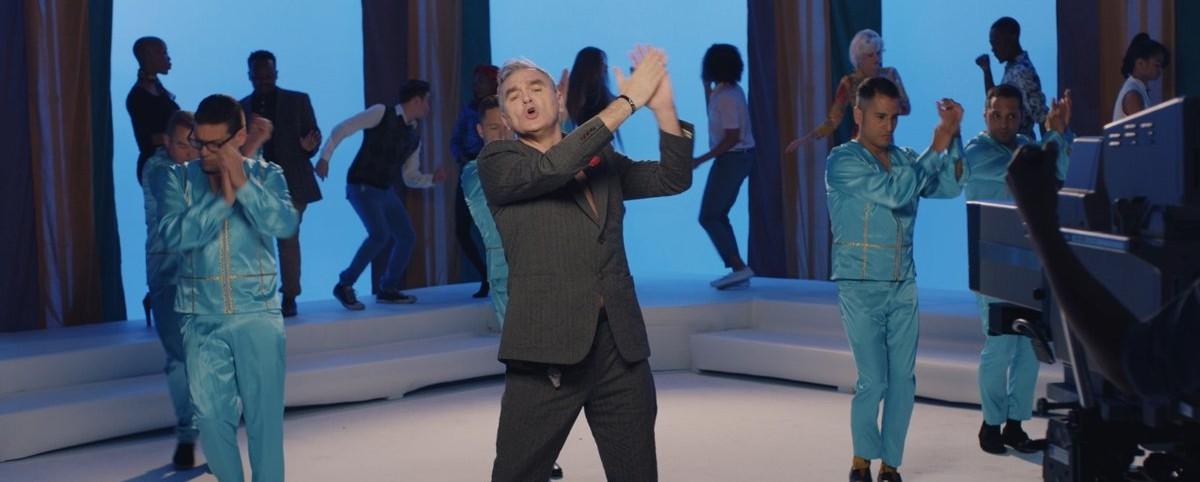 Ο Morrissey χορεύει…