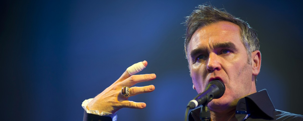 Morrissey για Kevin Spacey: «Άδικα κατηγορήθηκε για σεξουαλική παρενόχληση!»