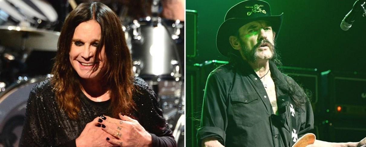 Ozzy Osbourne: «Φύλακας-άγγελός μου ο Lemmy»