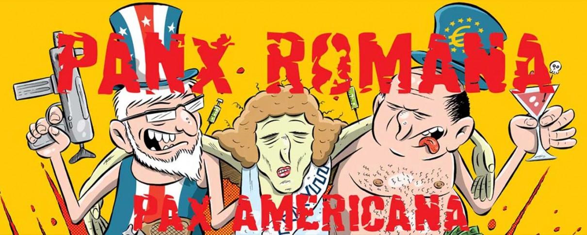 Οι Panx Romana φέρνουν το punk τους στη Θεσσαλονίκη