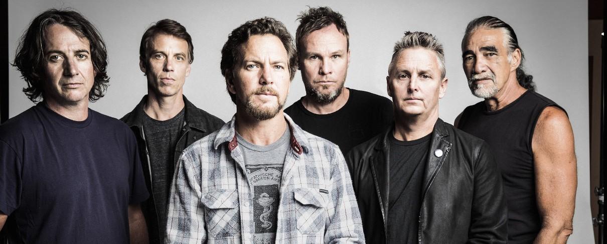 Οι Pearl Jam κυκλοφορούν concert movie