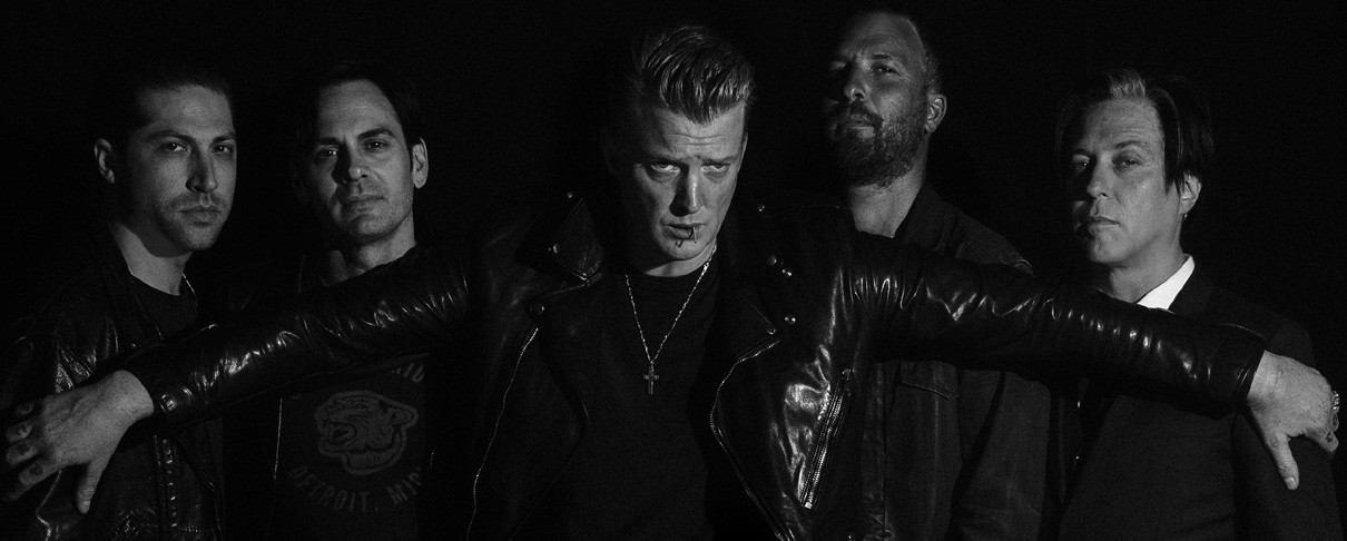"Ακούστε το ""The Evil Has Landed"" των Queens Of The Stone Age"