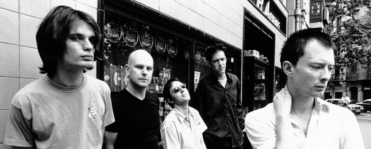 """Ακούστε το """"Man Of War"""" των Radiohead"""