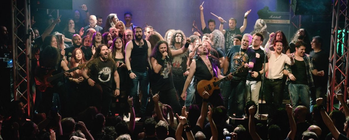 Στις 14 Απριλίου το φετινό Rock In Dio