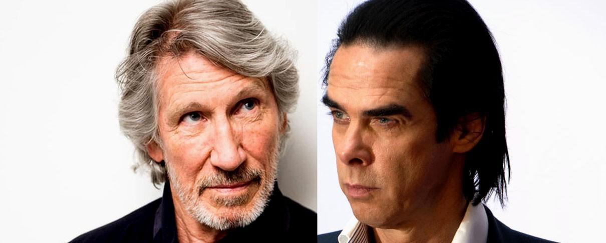 Roger Waters εναντίον Nick Cave