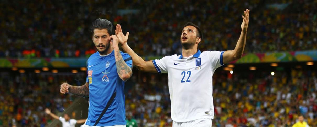 """Έλληνες διεθνείς ποδοσφαιριστές «εκτελούν» το """"Enter Sandman""""!"""