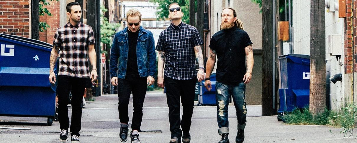 Οι Shinedown αποκαλύπτουν τα σχέδιά για το νέο τους άλμπουμ