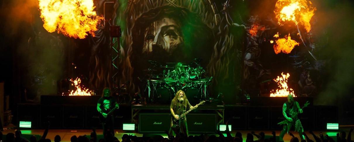 Όχι moshing και crowdsurfing σε συναυλία των Slayer!