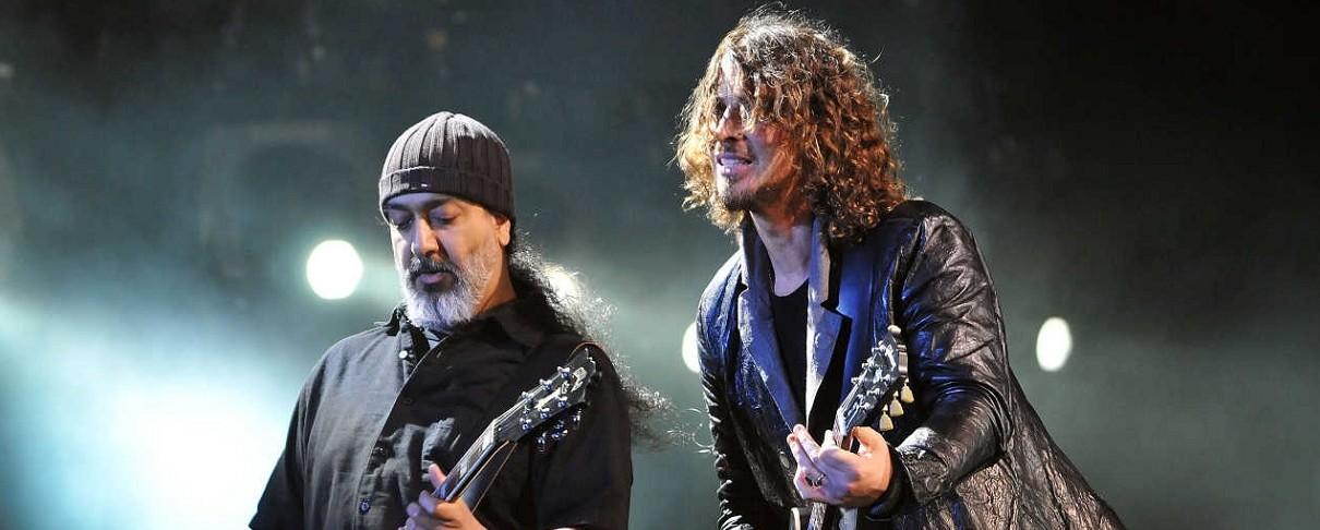 Η τελευταία εμφάνιση του Chris Cornell με τους Soundgarden