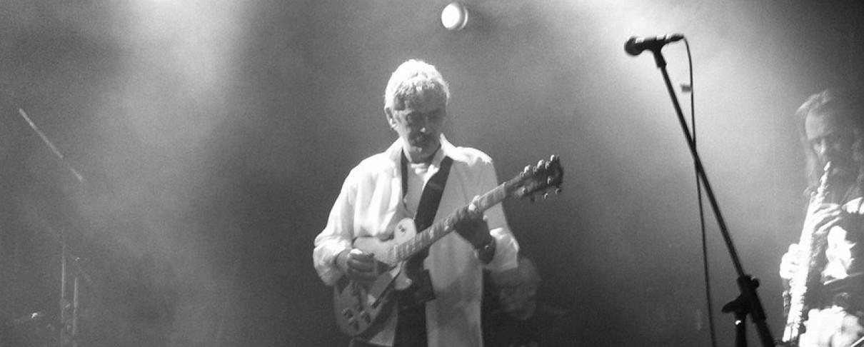 Πέθανε ο Τάκης Ανδρούτσος, κιθαρίστας των Πελόμα Μποκιού