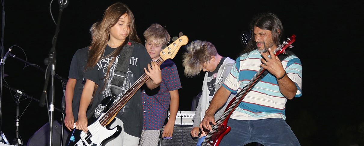 Ο 12χρονος Tye Trujillο είναι ο νέος μπασίστας των Korn!