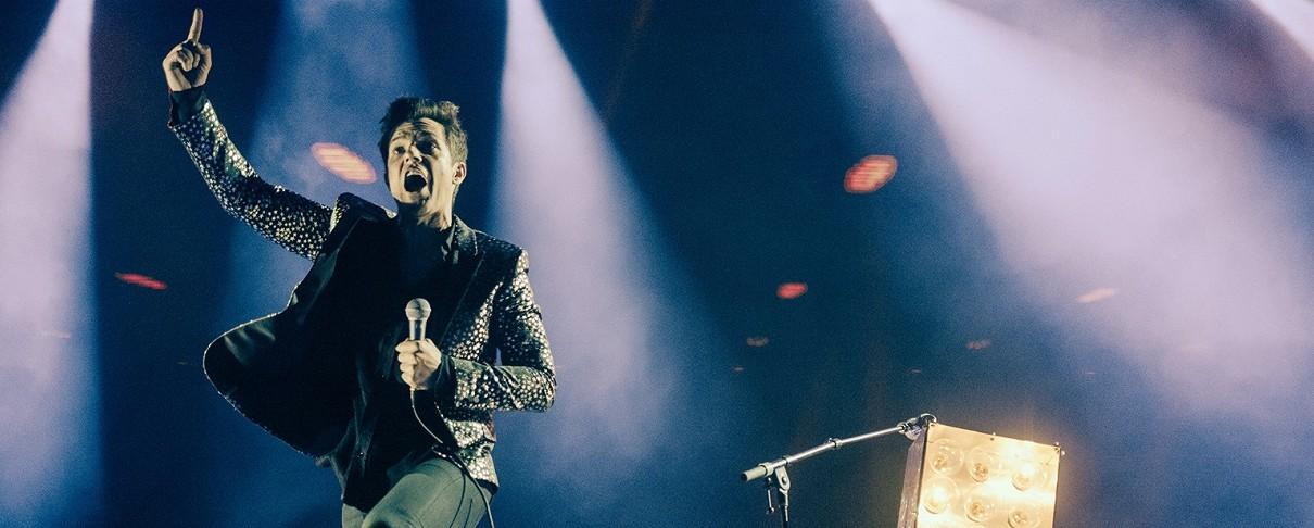 Oι Killers ζηλεύουν τη «φήμη» του David Bowie