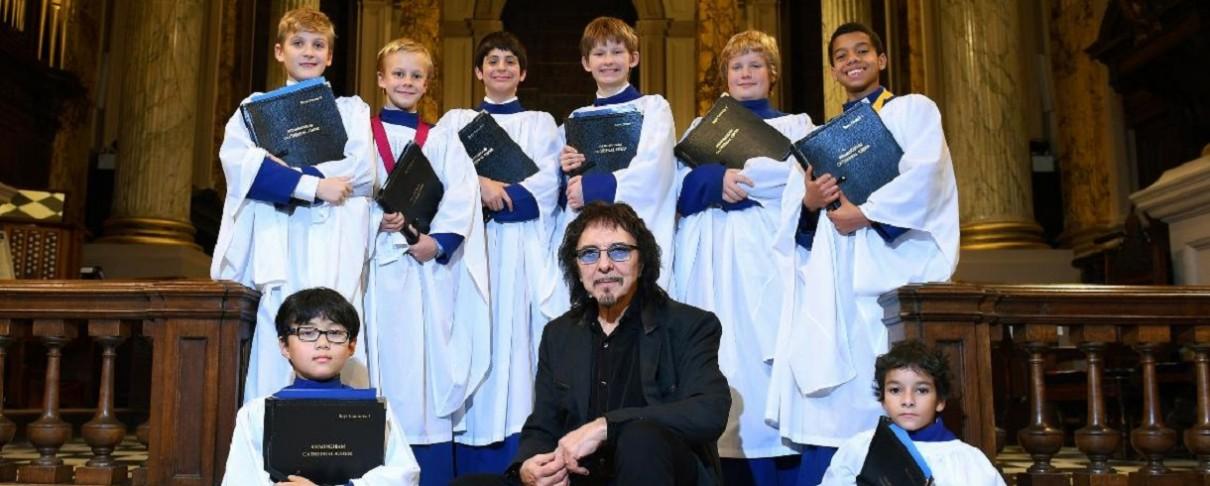 Ο Tony Iommi συνθέτει ύμνο για τον Καθεδρικό Ναό του Birmingham (audio)