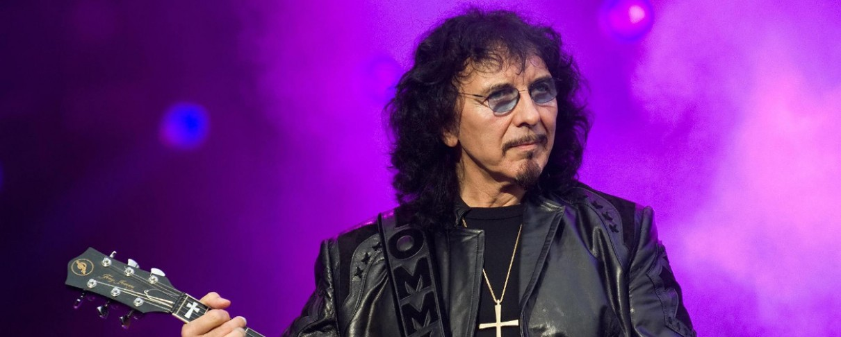 Tony Iommi: «Μου είπαν ότι δεν θα ξαναπαίξω κιθάρα»