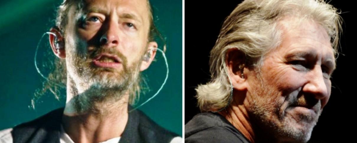 Roger Waters-Thom Yorke: «Πόλεμος» δηλώσεων