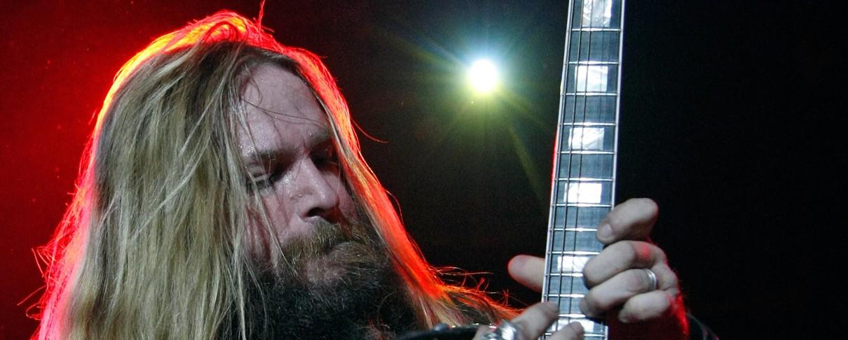 Zakk Wylde: «O Iommi είναι ο άρχοντας του είδους»
