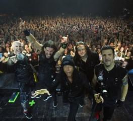 Οι Anthrax κυκλοφορούν live DVD